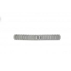 Esprit horlogeband ES100042804U / 100042001 Staal Staal / RVS 12mm
