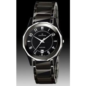 Pasek do zegarka Candino C4352-1 Ceramika Czarny