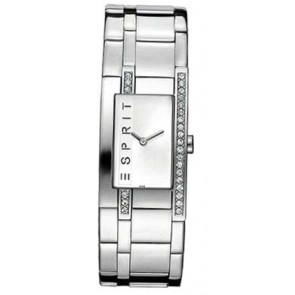 Esprit horlogeband 000J42 / ES 000 M 02016 / ES000M020 Staal Staal / RVS 20mm