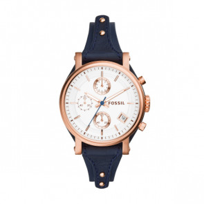 Fossil ES3838 Analoog Dames Quartz horloge