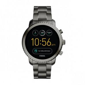 Fossil FTW4001 Q Explorist horloge Digitaal Heren Digital Smartwatch