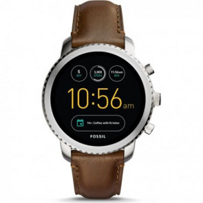 Fossil FTW4003 Digitaal Heren Digital Smartwatch