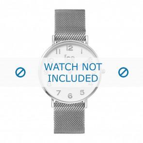 Ice Watch horlogeband 012703 Staal Zilver 18mm