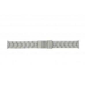 Morellato horlogeband ST0420 Staal Zilver 20mm