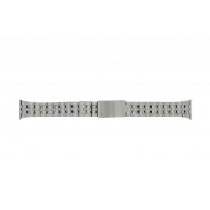 Morellato horlogeband ST1520 Staal Zilver 20mm