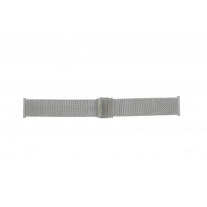 Morellato horlogeband ST1820 Staal Zilver 20mm