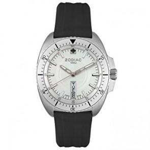 Zodiac horlogeband ZO5500 Rubber Zwart