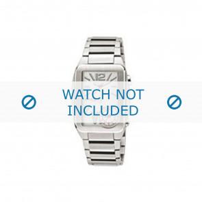 Breil horlogeband TW0400 Staal Zilver