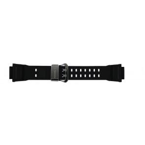 Casio Pasek Do Zegarka Gw-9400-1 Silikon Czarny 19mm