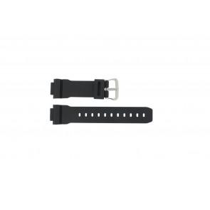 Casio Pasek Do Zegarka Dw-004C-1Vst Guma Czarny 16mm