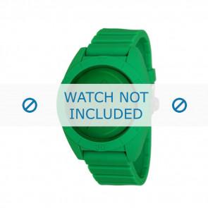 Adidas Pasek Do Zegarka Adh2788 Plastic Zielony 24mm