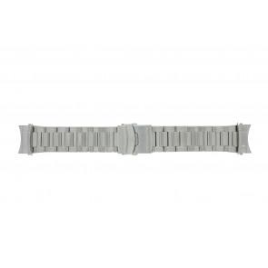 Dutch Forces horlogeband 35C020204-12750 / 35C020202 / 35C020203 / 35C020205 / 35C020206 Staal Zilver 24mm