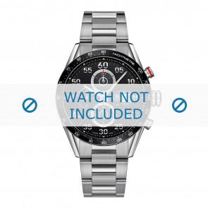 Tag Heuer horlogeband BA0799 Staal Zilver