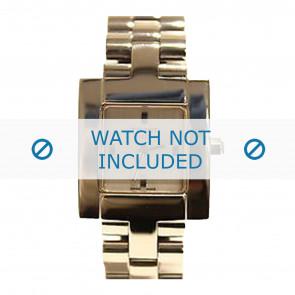 Tissot horlogeband L864 L964 Staal Zilver