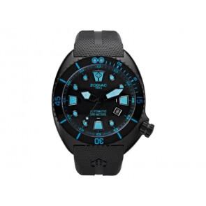 Zodiac horlogeband ZO8018 Rubber Zwart