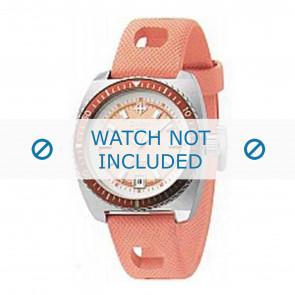 Zodiac horlogeband ZO2248 Rubber Oranje 19mm