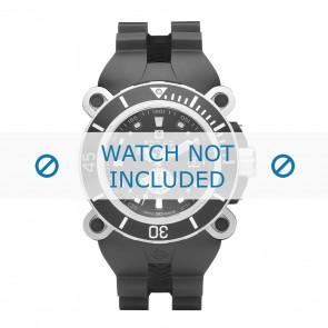 Zodiac horlogeband ZO8532 Rubber Zwart