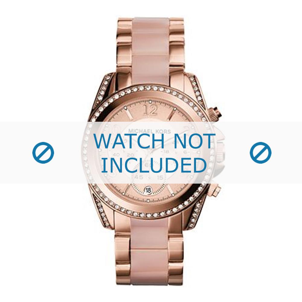 ffa813ff6a0 Michael Kors horlogeband MK6349 ⌚ - Michael Kors - Online bestellen