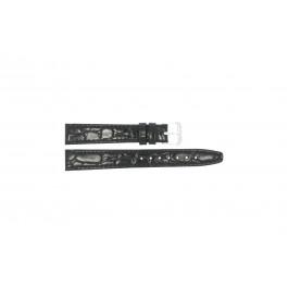 Pasek do zegarka Condor 082R.01 Skórzany Czarny 10mm