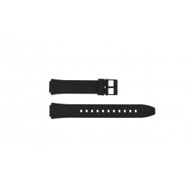 Pasek do zegarka Casio AW-90H-2BV / AW-90H Plastikowy Czarny 15mm