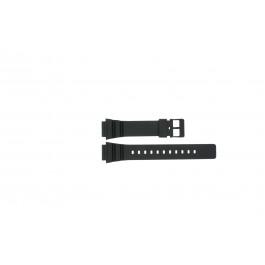 Pasek do zegarka Casio MRW-200H Plastikowy Czarny 18mm