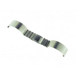 Pasek do zegarka Uniwersalny EXC STAAL Stal 12mm