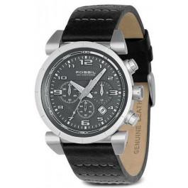 Pasek do zegarka Fossil CH2494 Skórzany Czarny 22mm