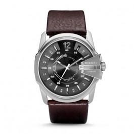 Pasek do zegarka Diesel DZ1206 / DZ2064 Skórzany Brązowy 27mm
