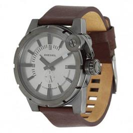 Pasek do zegarka Diesel DZ4238 Skórzany Brązowy 24mm
