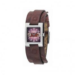 Pasek do zegarka Fossil JR9515 Skórzany Brązowy 12mm