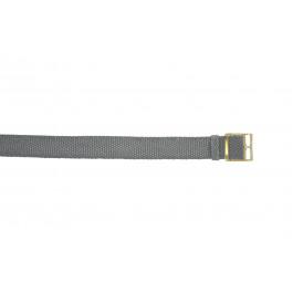 Pasek do zegarka Uniwersalny PRLN.20.GRI Nylon/perlon Szary 20mm