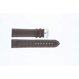 Pasek do zegarka Condor 308.02 Skórzany Brązowy 24mm