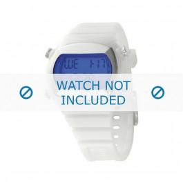 Pasek do zegarka Adidas ADH1936 Krzem Biały 22mm