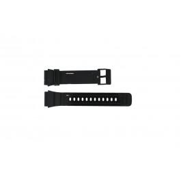 Pasek do zegarka Adidas ADH6092 Plastikowy Czarny 22mm