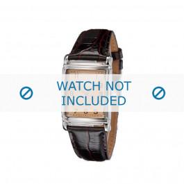 Pasek do zegarka Armani AR0203 Skórzany Brązowy 22mm