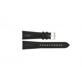 Pasek do zegarka Armani AR0285 Skórzany Brązowy 22mm