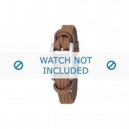 Pasek do zegarka Armani AR5520 Skórzany Brązowy 12mm