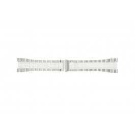 Breil Pasek Do Zegarka Bw0224 Stal Biały 27mm