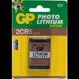 GP Inne baterie Bateria 2CR5 / DL245 - 6v