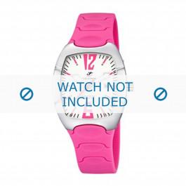 Calypso horlogeband K5161-5 Rubber Roze 11mm