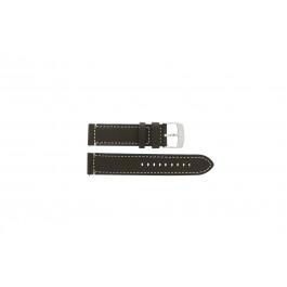 Pasek do zegarka Camel Active Skórzany Brązowy 22mm