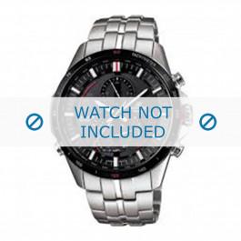 Pasek do zegarka Casio EQS-A500DB-1AVER / 10427996 Stal 22mm