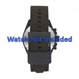 Pasek do zegarka Fossil CH2804 Skórzany Brązowy 22mm