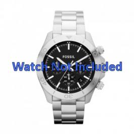 Pasek do zegarka Fossil CH2848 / CH2849 Stal Stal 22mm