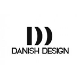 Pasek do zegarka Danish Design IQ12Q521 Skórzany Czarny 20mm