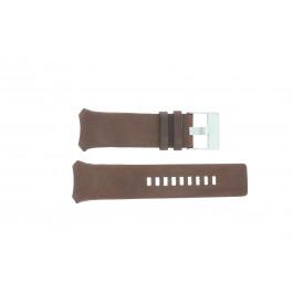 Pasek do zegarka Diesel DZ3037 Skórzany Brązowy 32mm