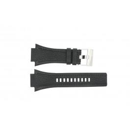 Pasek do zegarka Diesel DZ4172 Skórzany Czarny 22mm