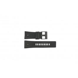 Pasek do zegarka Diesel DZ7127 Skórzany Czarny 29mm