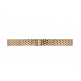 Fossil Pasek Do Zegarka Es-3713 Stal Złoty (Rosé) 16mm