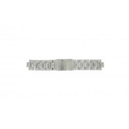 Fossil Pasek Do Zegarka Ch-2566 Stal Srebrny 11mm